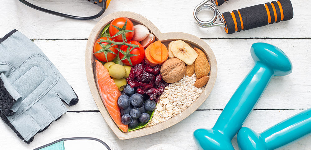 Lifestyle choices to promote a healthy heart